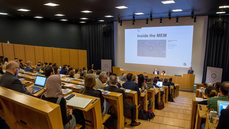 Conferenze ed eventi aperti al pubblico