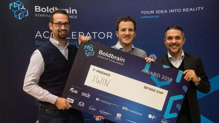 cheap for discount 71c28 d0a03 i-Win vince la prima edizione di Boldbrain Startup Challenge ...